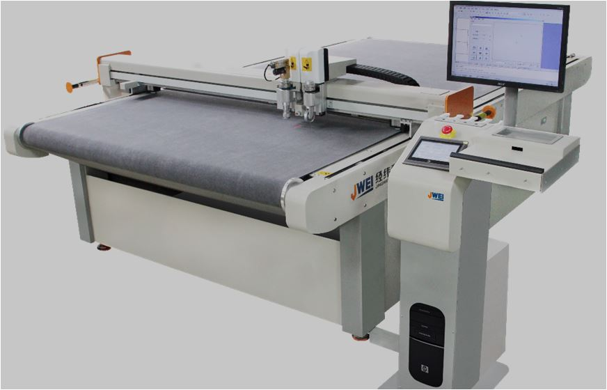 JWEI Digital Cutting systems