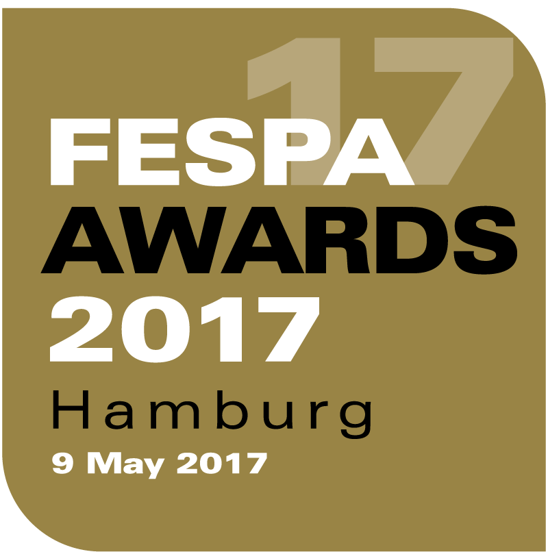 FESPA Awards logo 2017