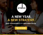 Strive button ad