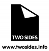 Two Sides logo to use client logo small