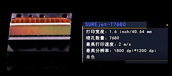 The SUREJet T7680