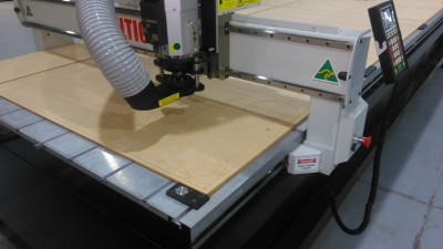 Multicam CNC router Wards CNC