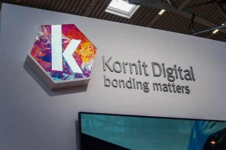 Kornit Digital FESPA Digital 2014